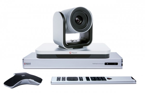 Polycom Videokonferenzsysteme und Infrastruktur