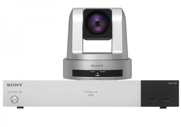 Sony Videokonferenzsysteme und Multipunkt MCU