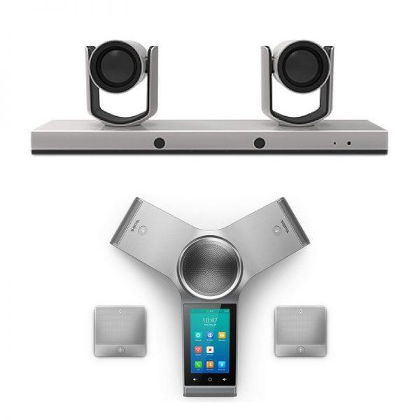 Twin Kamera Sprecher Tracking